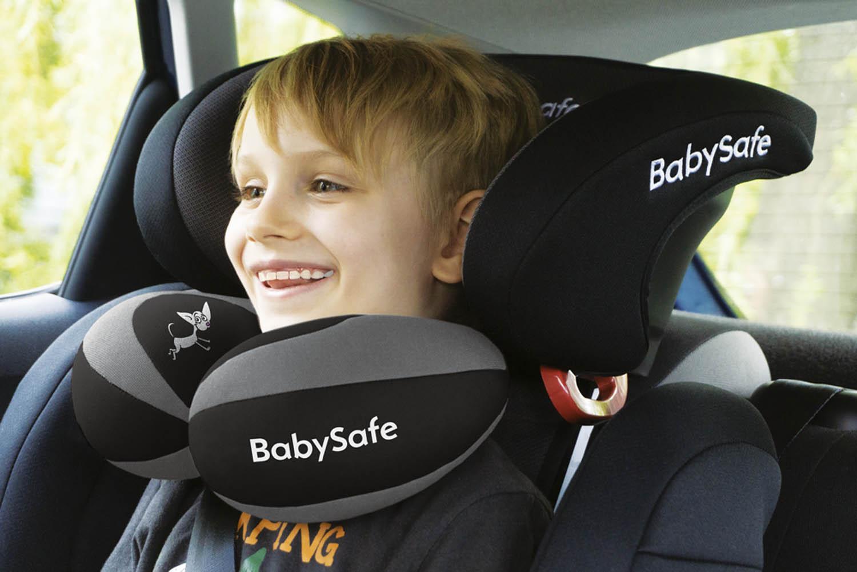 Poduszka rogal BabySafe